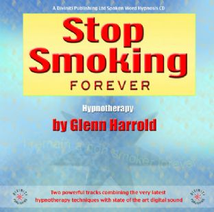 Glenn Harrold - Stop Smoking Forever: Hypnosis CD
